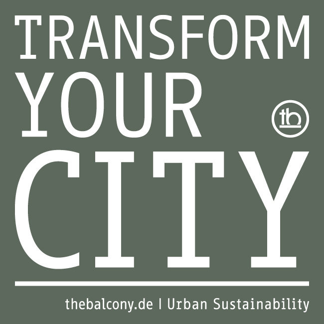Transform your city
